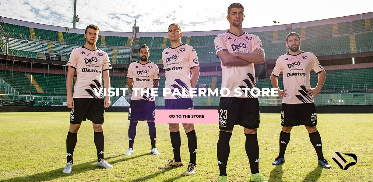 Visit the Palermo store