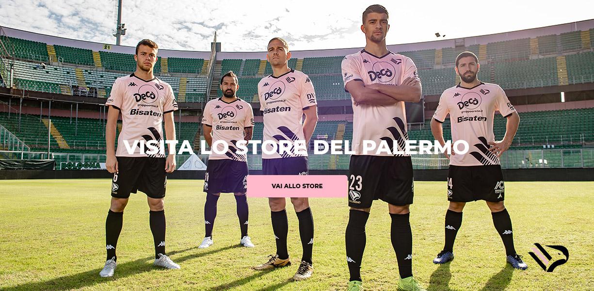 Visita lo store del Palermo