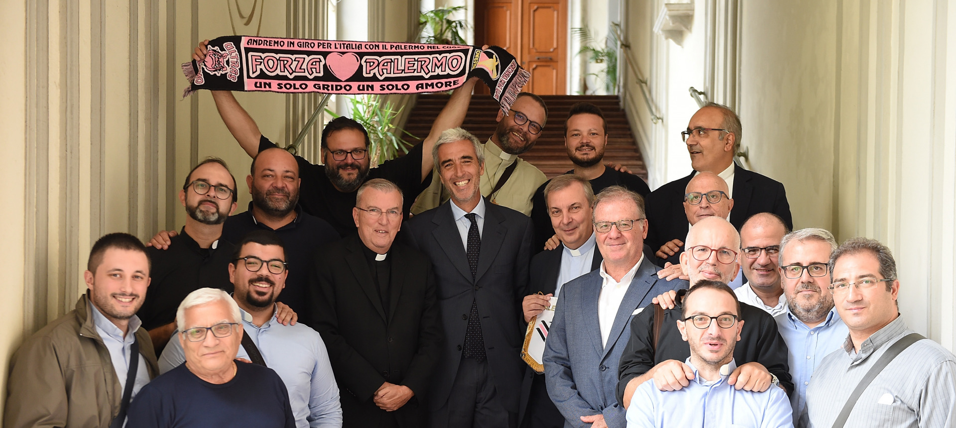 Accordo con la Curia: parrocchie ospiti al Barbera per sviluppare il senso di comunità