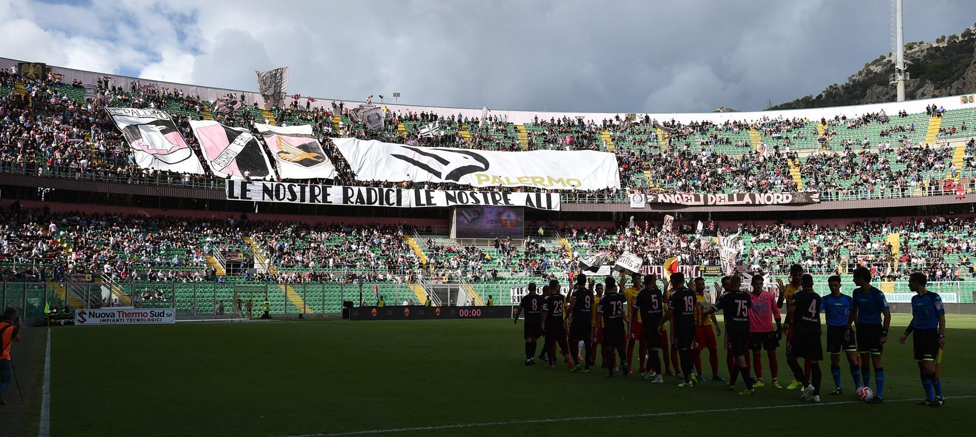 PALERMO-FC MESSINA LE FORMAZIONI UFFICIALI