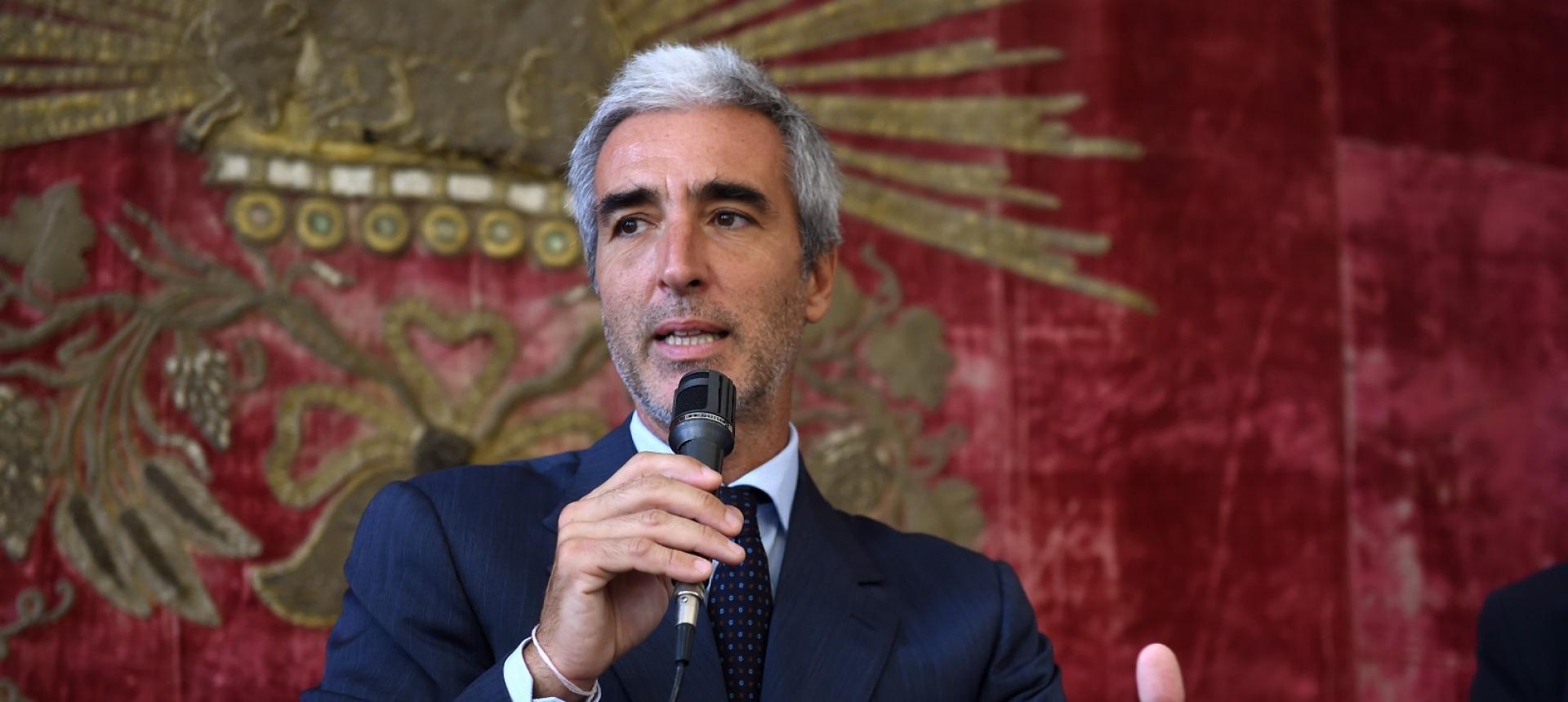 SPORTS CENTER IN TORRETTA: PRESS CONFERENCE FROM DARIO MIRRI TODAY