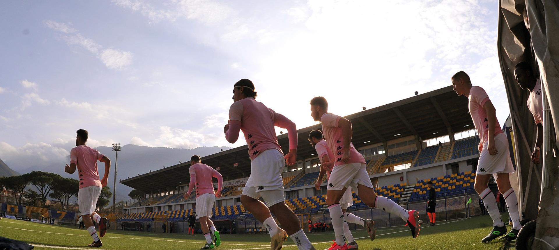Turris-Palermo Le formazioni ufficiali