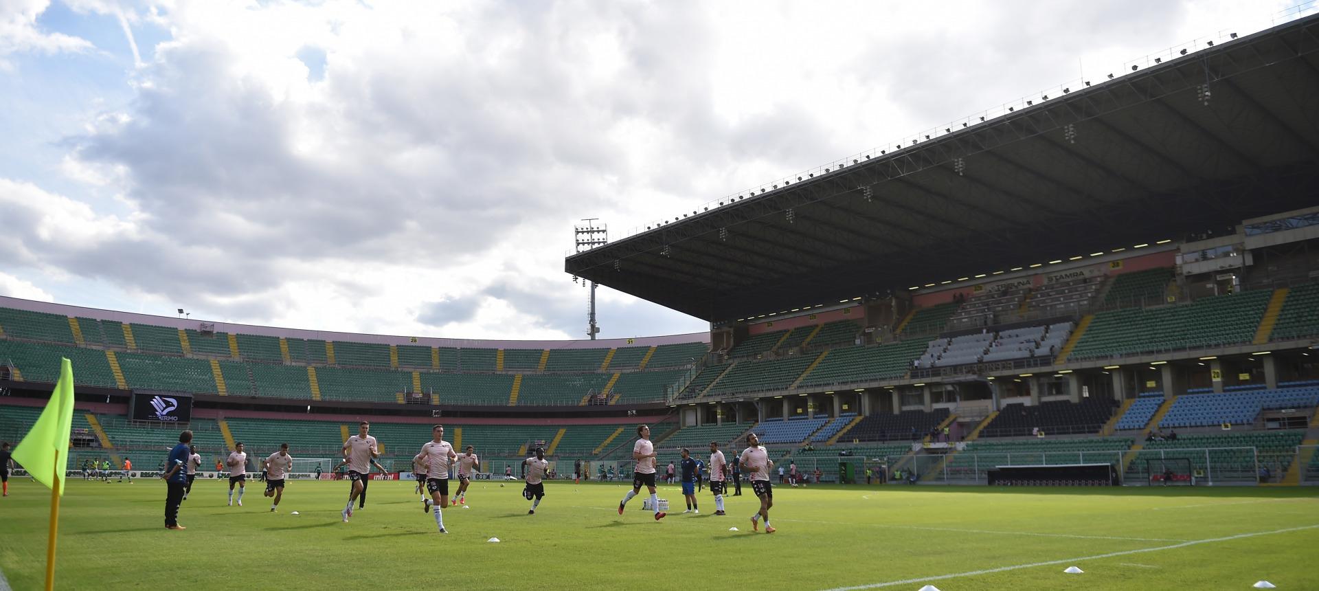 Palermo-Juve Stabia: le formazioni ufficiali