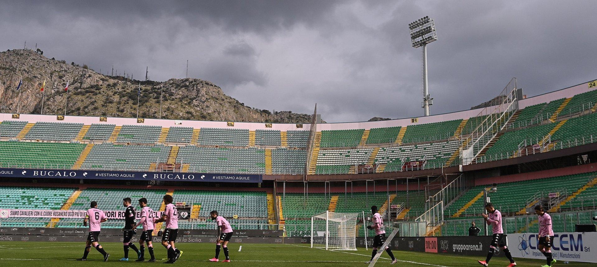 Palermo-Vibonese: le formazioni ufficiali