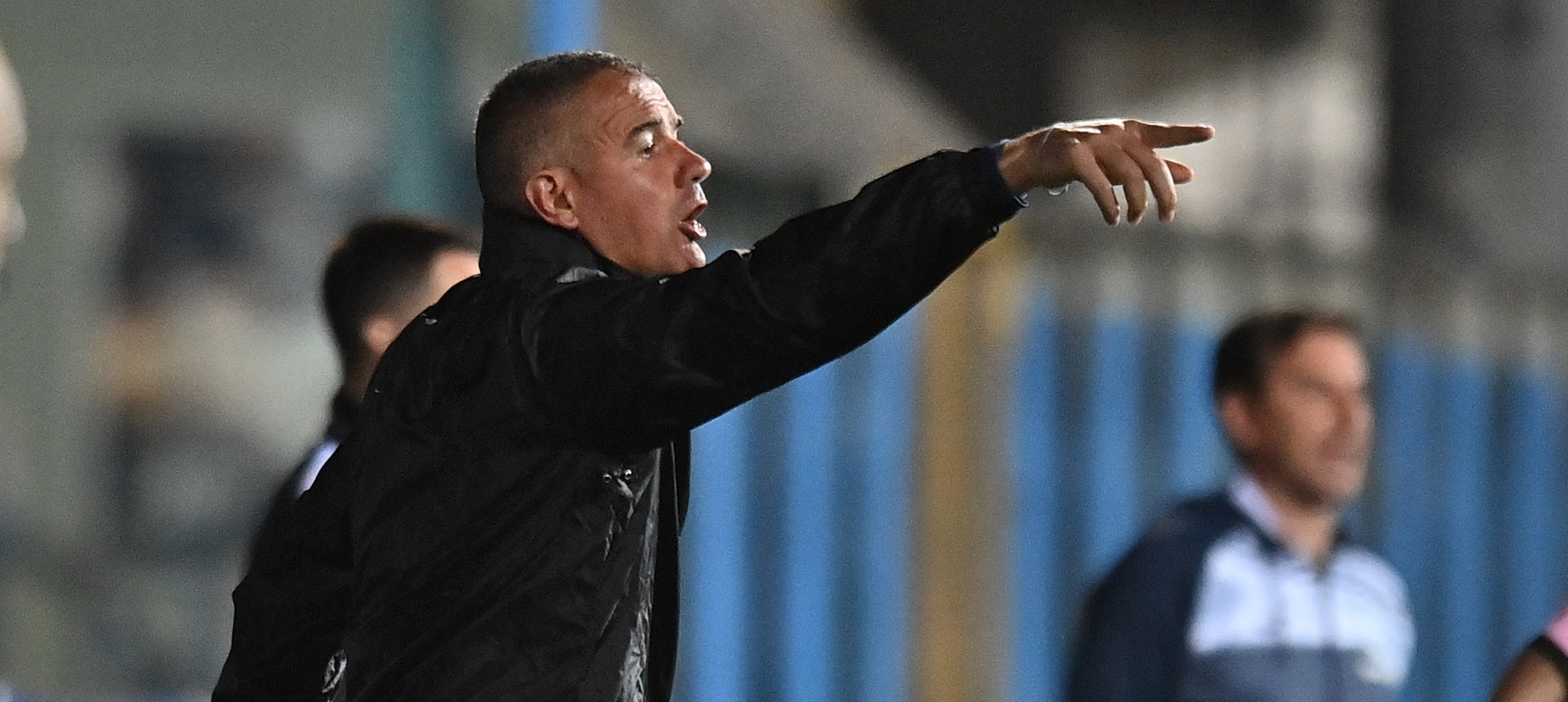 Virtus Francavilla-Palermo: Filippi nel post-partita
