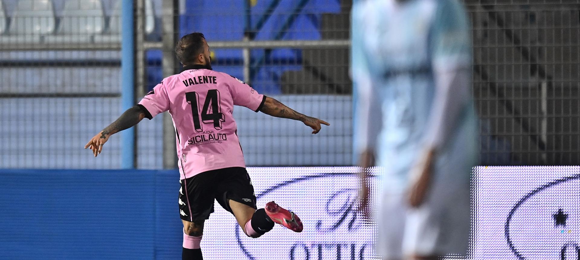 Virtus Francavilla-Palermo: Valente nel post-partita