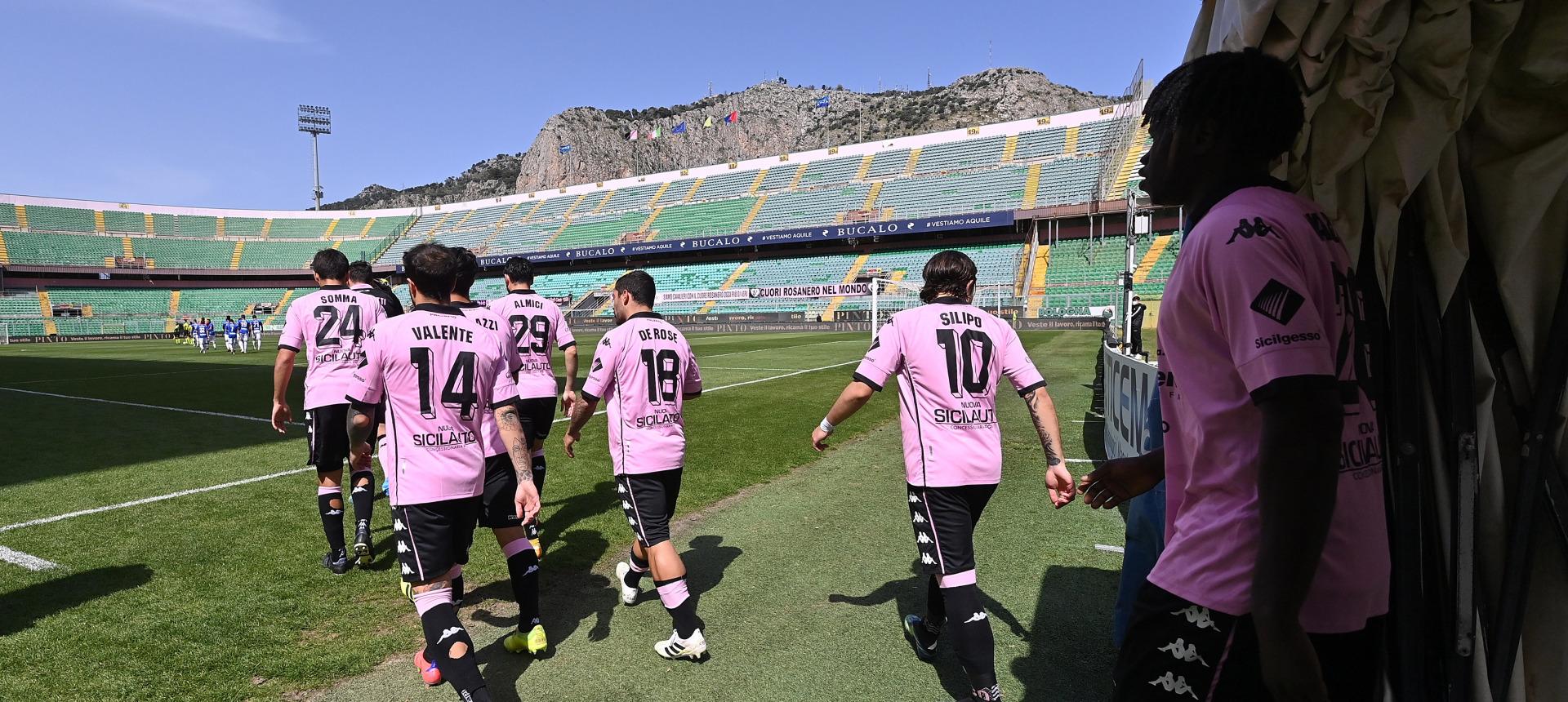 Palermo-Avellino: le formazioni ufficiali