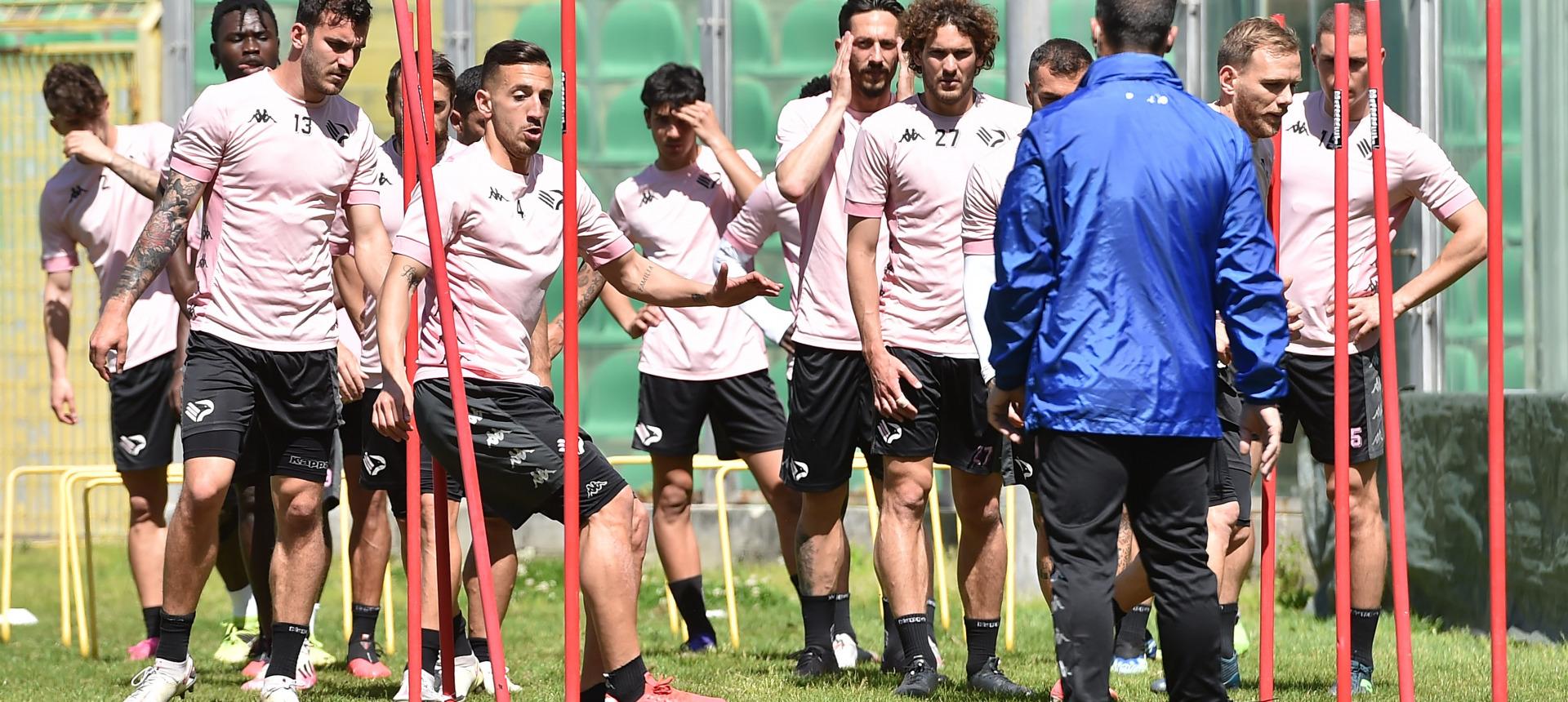 24 convocati per Avellino-Palermo