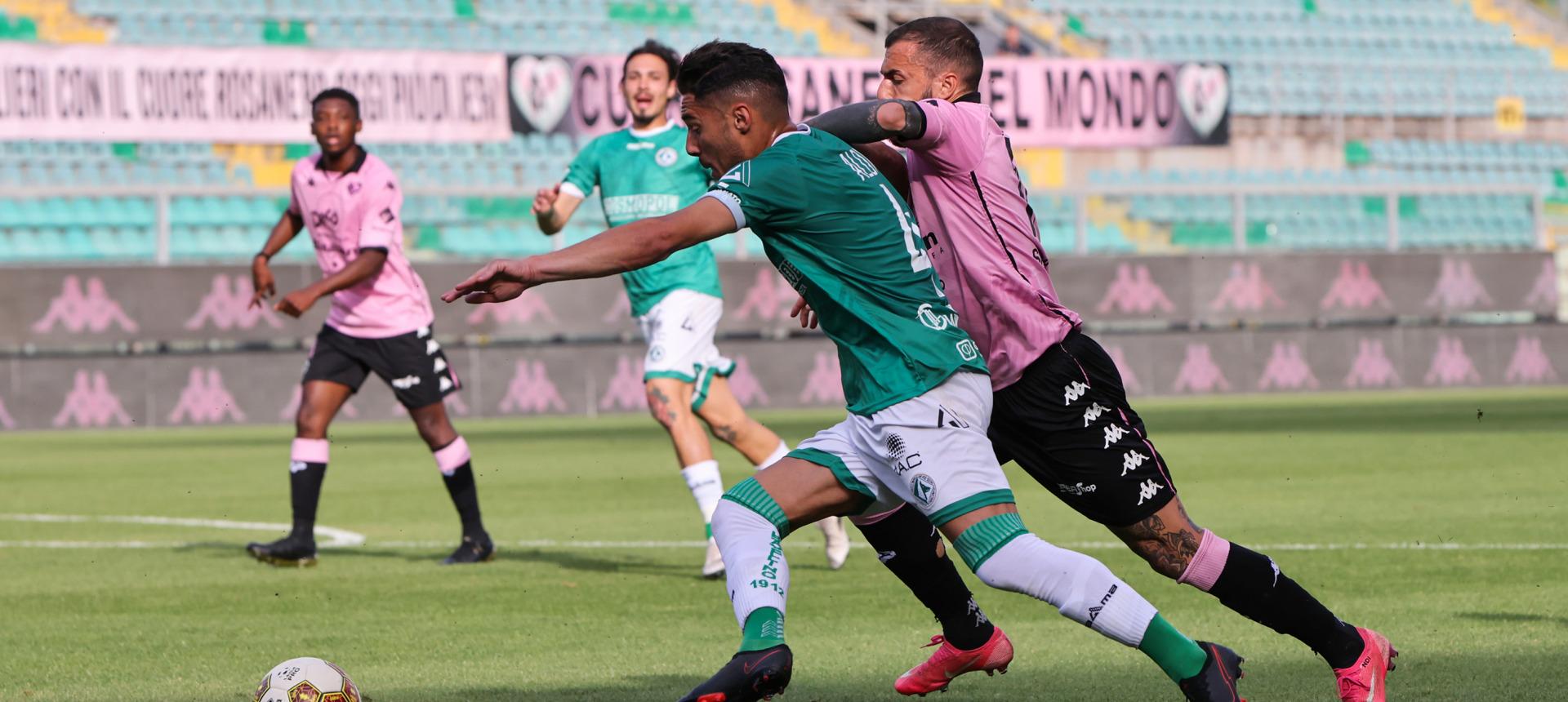 Avellino-Palermo: le formazioni ufficiali