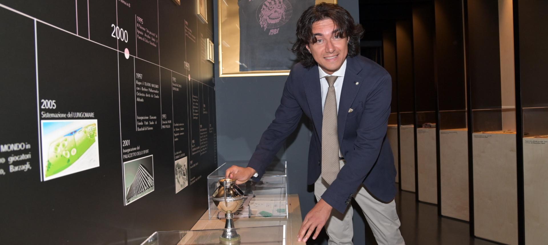 La Coppa Italia di Serie C al Palermo Museum