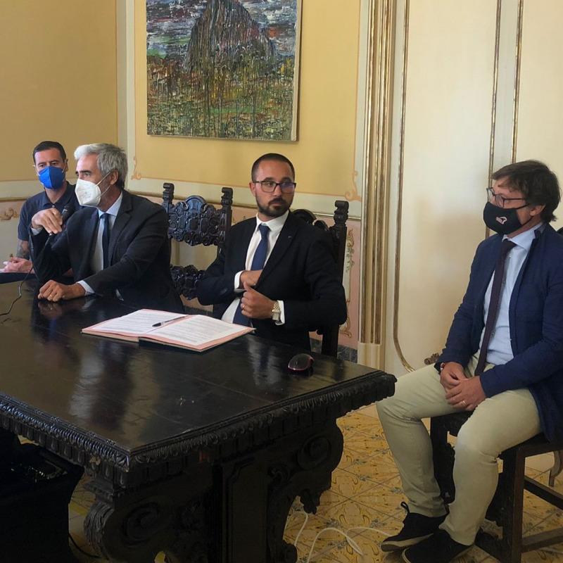 Le scuole calcio delle Madonie entrano nel circuito del Palermo