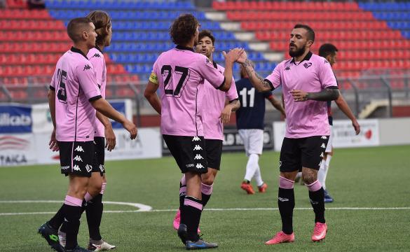 Monopoli-Palermo: le formazioni ufficiali