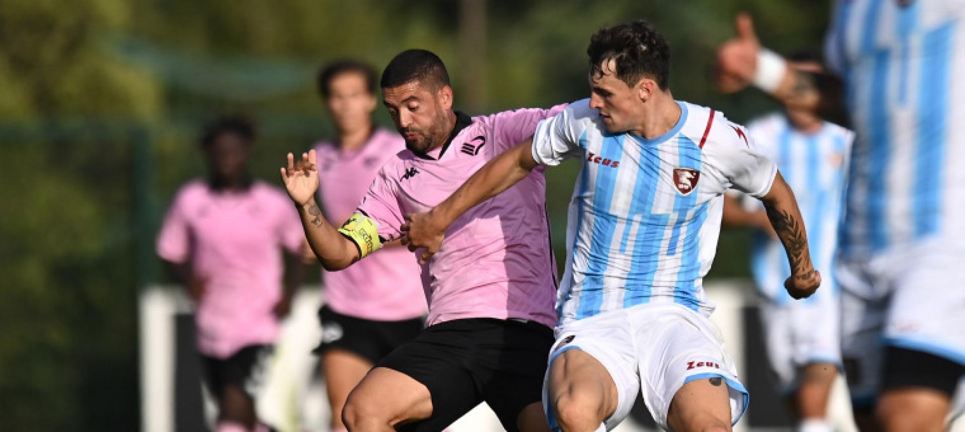 Palermo-Picerno: le formazioni ufficiali