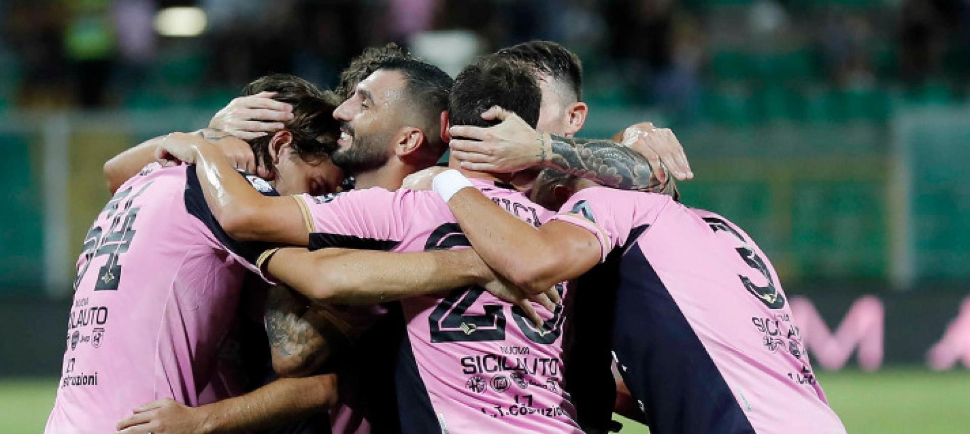 ACR Messina-Palermo: le formazioni ufficiali