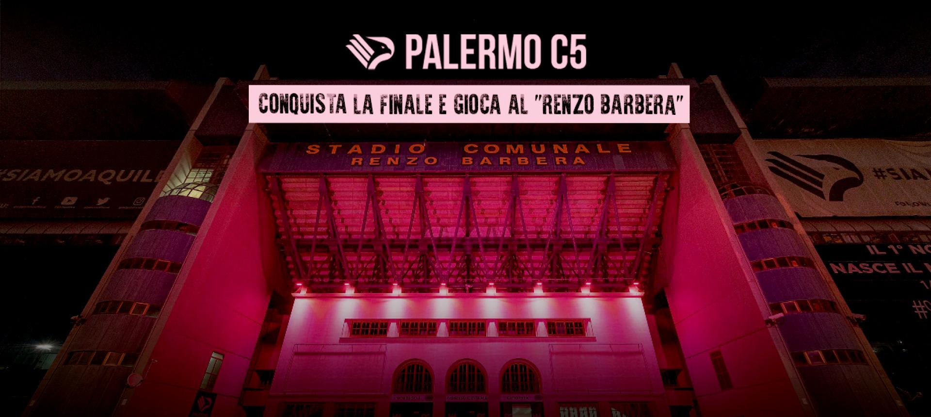 """Siamo Aquile Futsal Cup: al via le iscrizioni, finale al """"Barbera"""""""