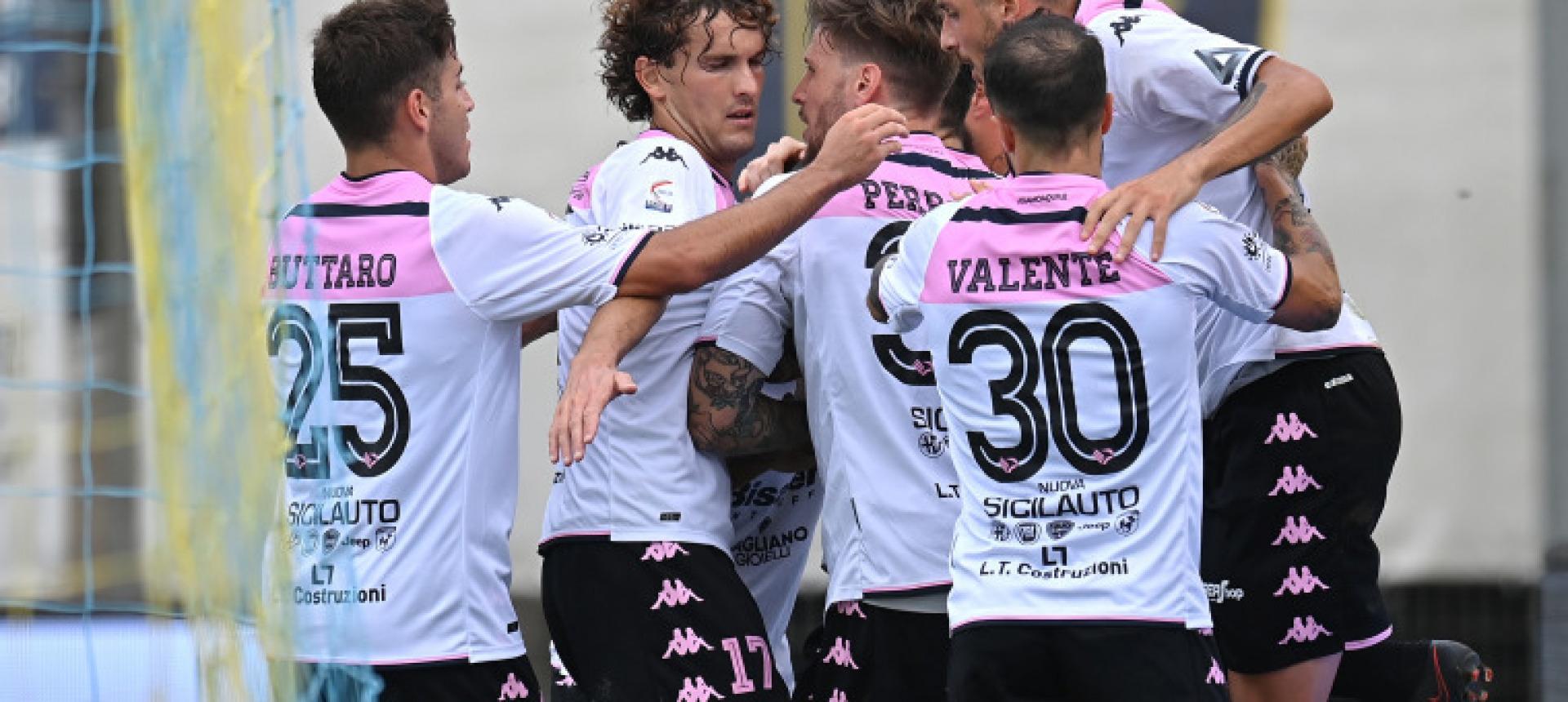 Palermo-Campobasso: le formazioni ufficiali