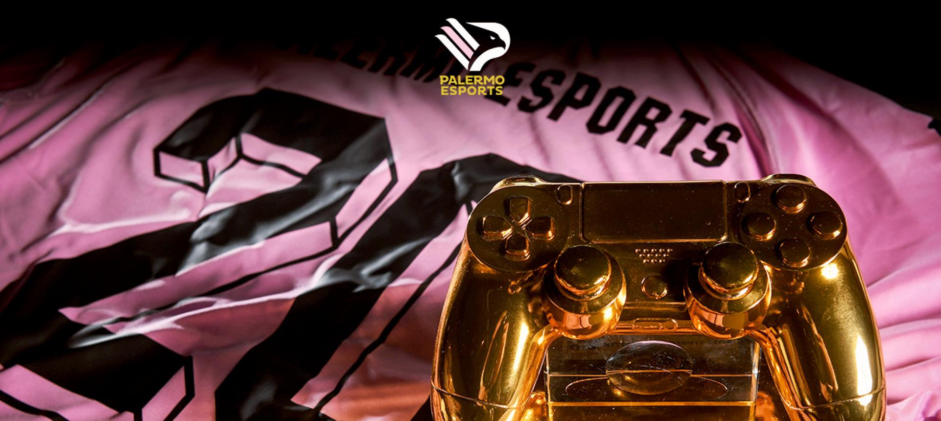 """Al via il """"Siamo Aquile Esports Challenge"""": finale al """"Barbera"""", in palio premi Palermo FC"""