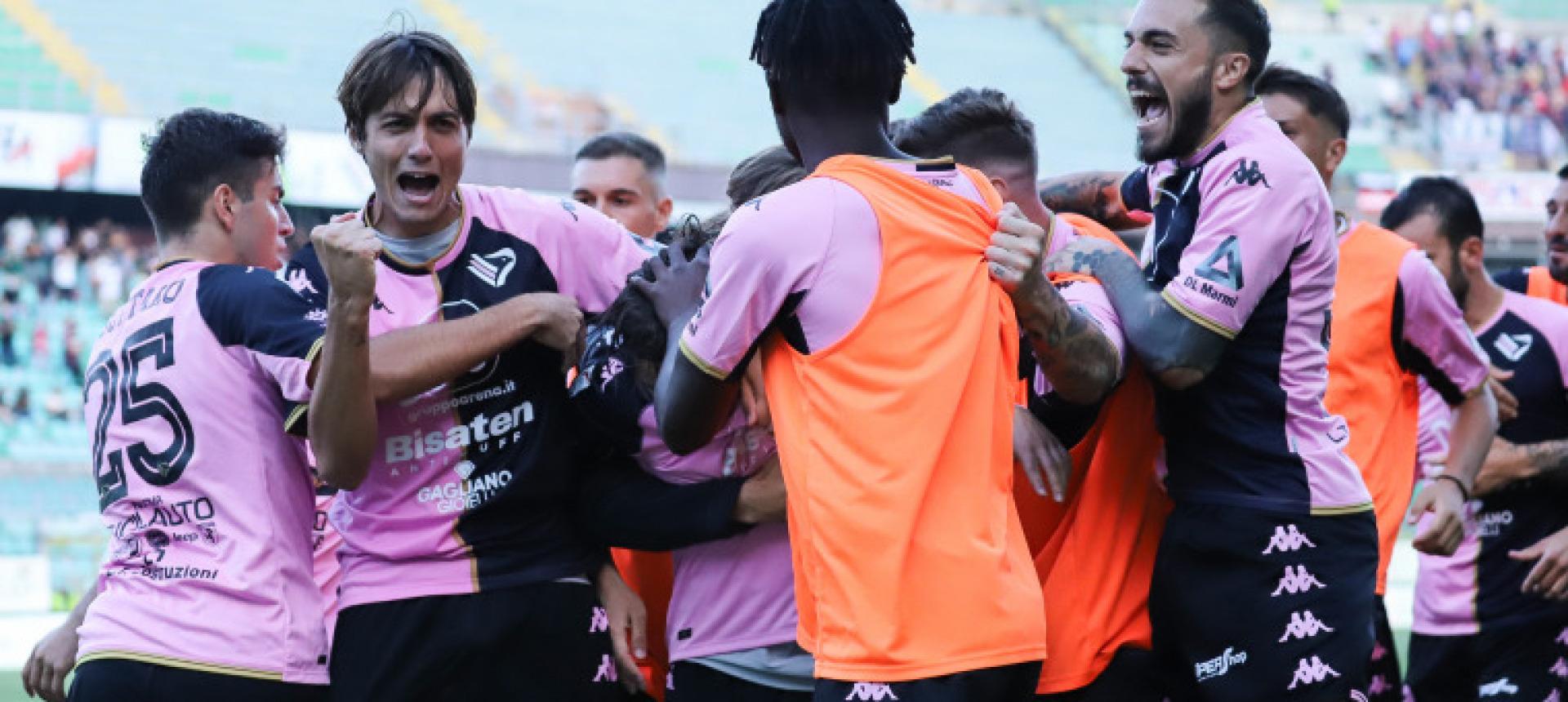Palermo-Foggia: le formazioni ufficiali