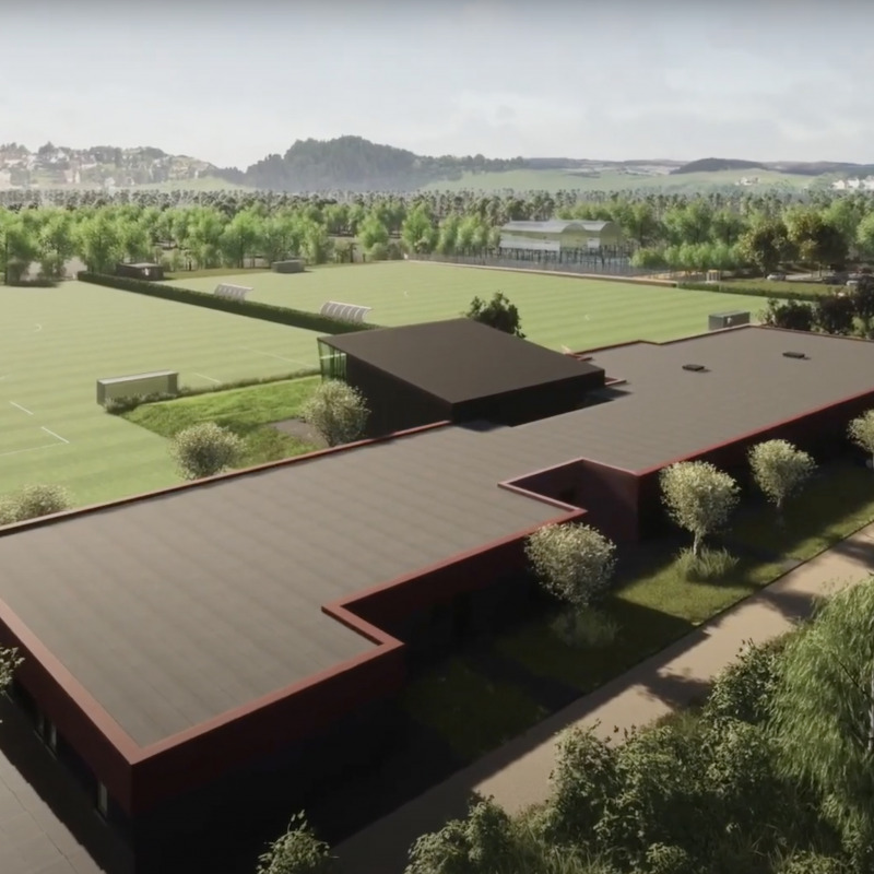 TORRETTA: THE NEW SPORTS CENTER PROJECT HAS STARTED