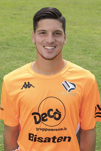 Mattia Fallani - Goalkeeper 2019/20