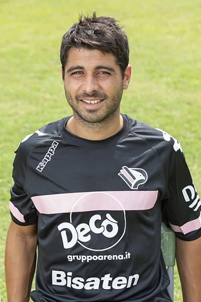 Juan Alberto Mauri - Midfielder 2019/20