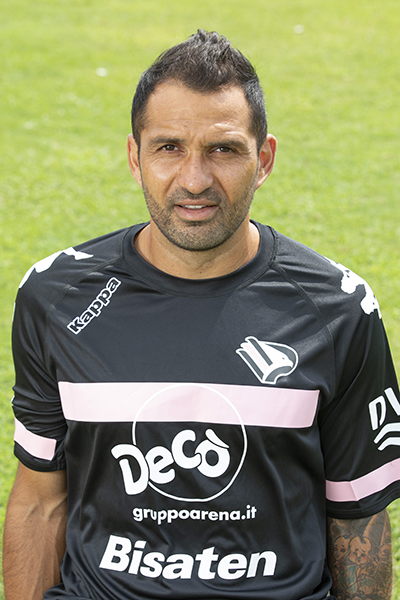 Mario Alberto Santana - Forward 2019/20