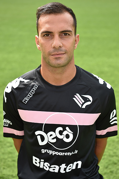 Luca Ficarrotta - Forward 2019/20