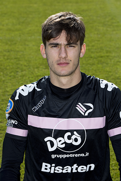 Lorenzo Lucca - Forward 2019/20