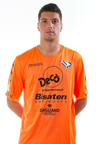 Mattia Fallani - Portiere 2020/21