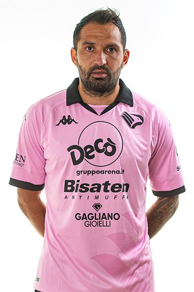 Mario Alberto Santana - Forward 2020/21