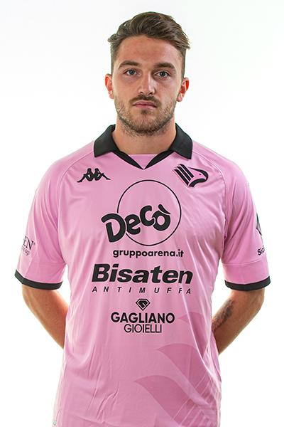 Niccolò Corrado - Difensore 2020/21