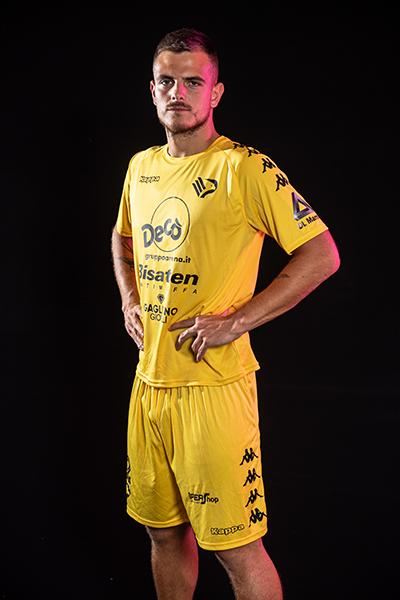 Samuele Massolo - Goalkeeper 2021/22