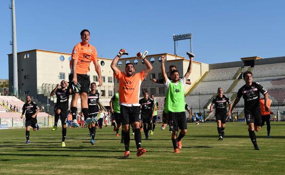 FC MESSINA-PALERMO LA PHOTOGALLERY
