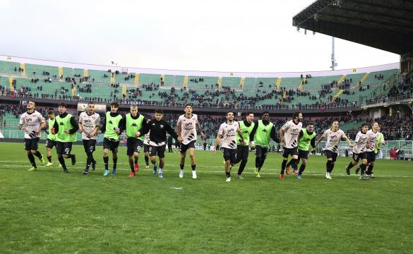 PALERMO-FC MESSINA LA PHOTOGALLERY