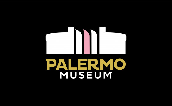 PRESENTED THE LOGO OF THE PALERMO MUSEUM PHOTOGALLERY
