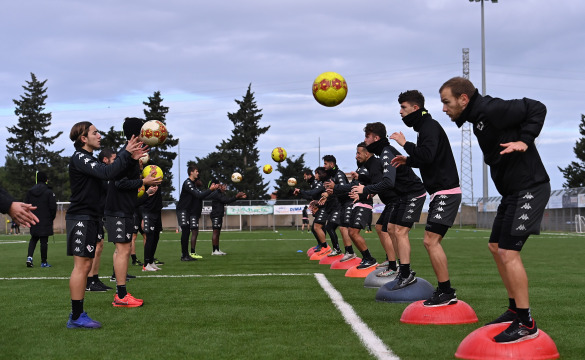 TRAINING SESSION IN CARINI PHOTOGALLERY