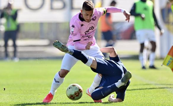 Viterbese-Palermo 1-0: la photogallery