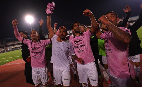 Catania-Palermo 0-1: la photogallery