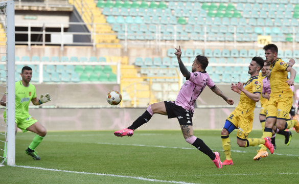 Palermo-Juve Stabia: photogallery