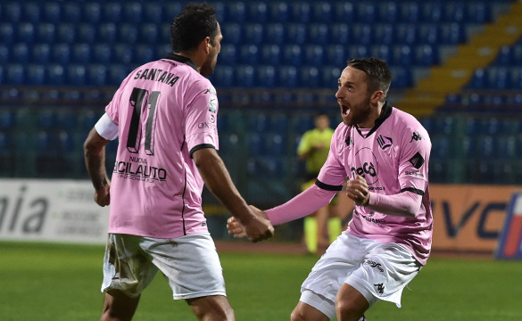 Paganese-Palermo: photogallery