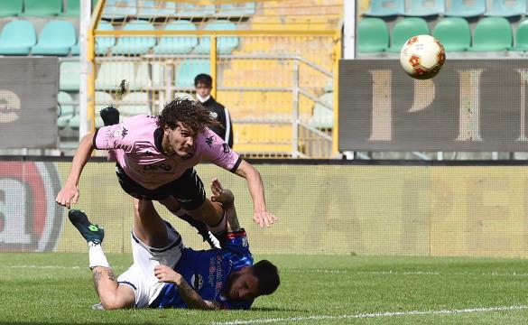 Palermo-Vibonese 0-0: la photogallery