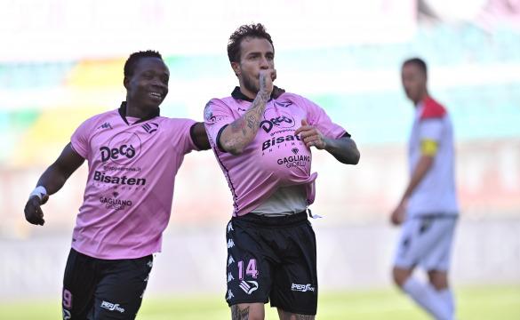 Palermo-Foggia 1-0: la photogallery