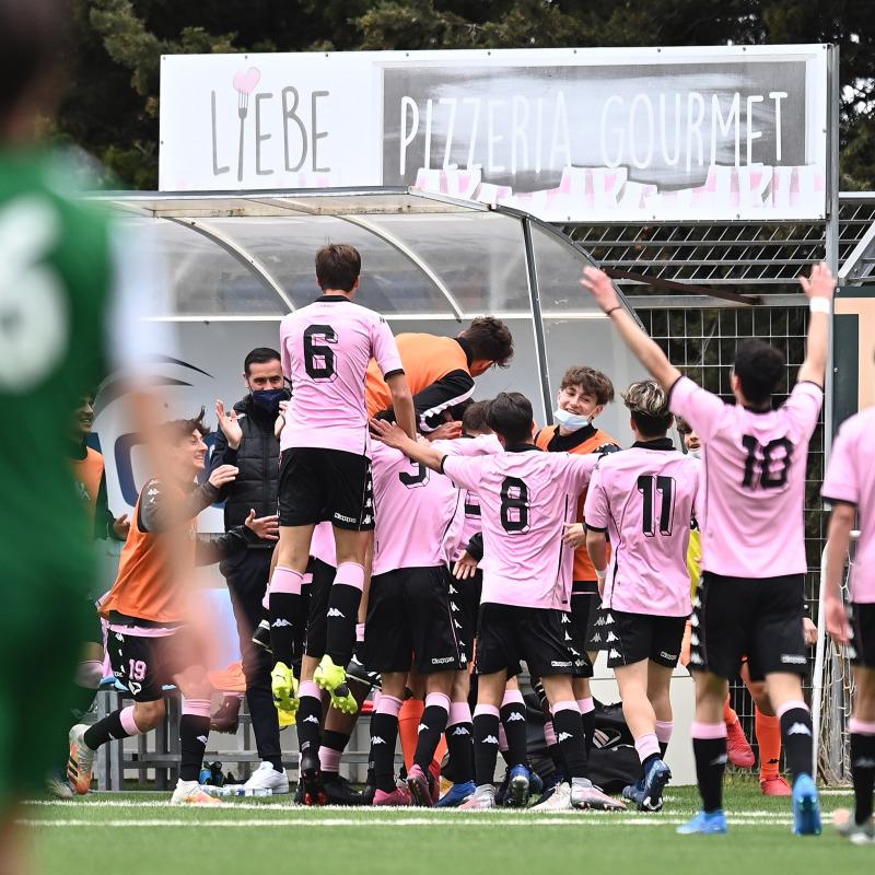 Primavera 3: Palermo-Monopoli 1-1