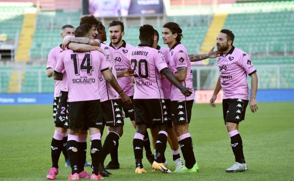 Palermo-Cavese 3-2: la photogallery