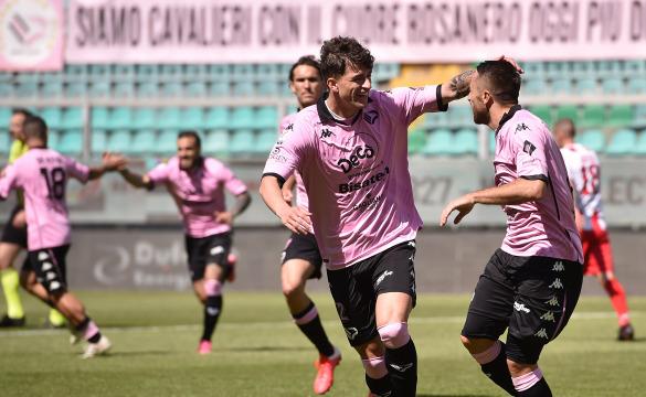 Palermo-Teramo 2-0: la photogallery