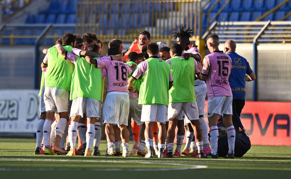 Juve Stabia-Palermo 0-2: photogallery