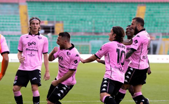 Palermo-Avellino 1-0: photogallery
