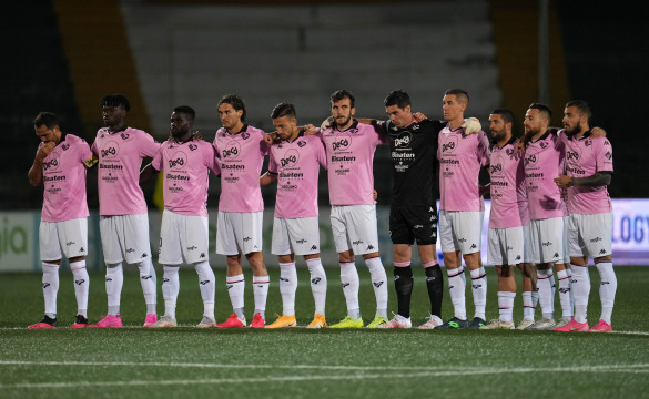 Avellino-Palermo 1-0: la photogallery
