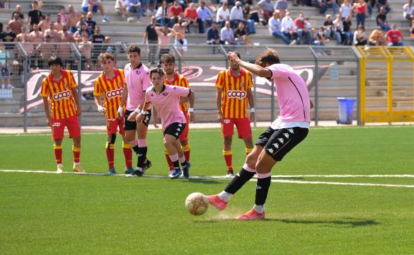 Primavera 3: Palermo-Catanzaro 2-2