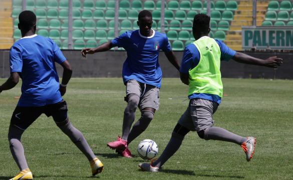 Refugee Teams FIGC: photogallery